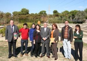 El equipo que gestiona La Albufera y promotores de la revista Seducción Ambiental