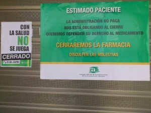 Una farmacia de Elda de la provincia de Alicante