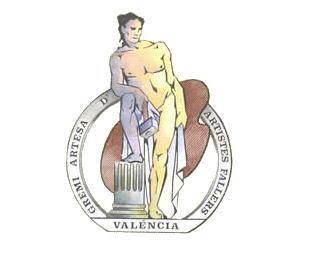 Logotipo del Gremio de Artistas Falleros de Valencia