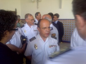 El nuevo jefe superior de la Policía