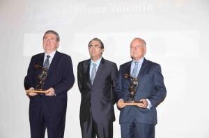 El premio a Turismo Valencia se concedió conjuntamente también a la Autoridad Portuaria de Valencia.