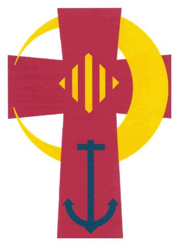 Logo de la Agrupación de Moros y Cristianos del Marítimo