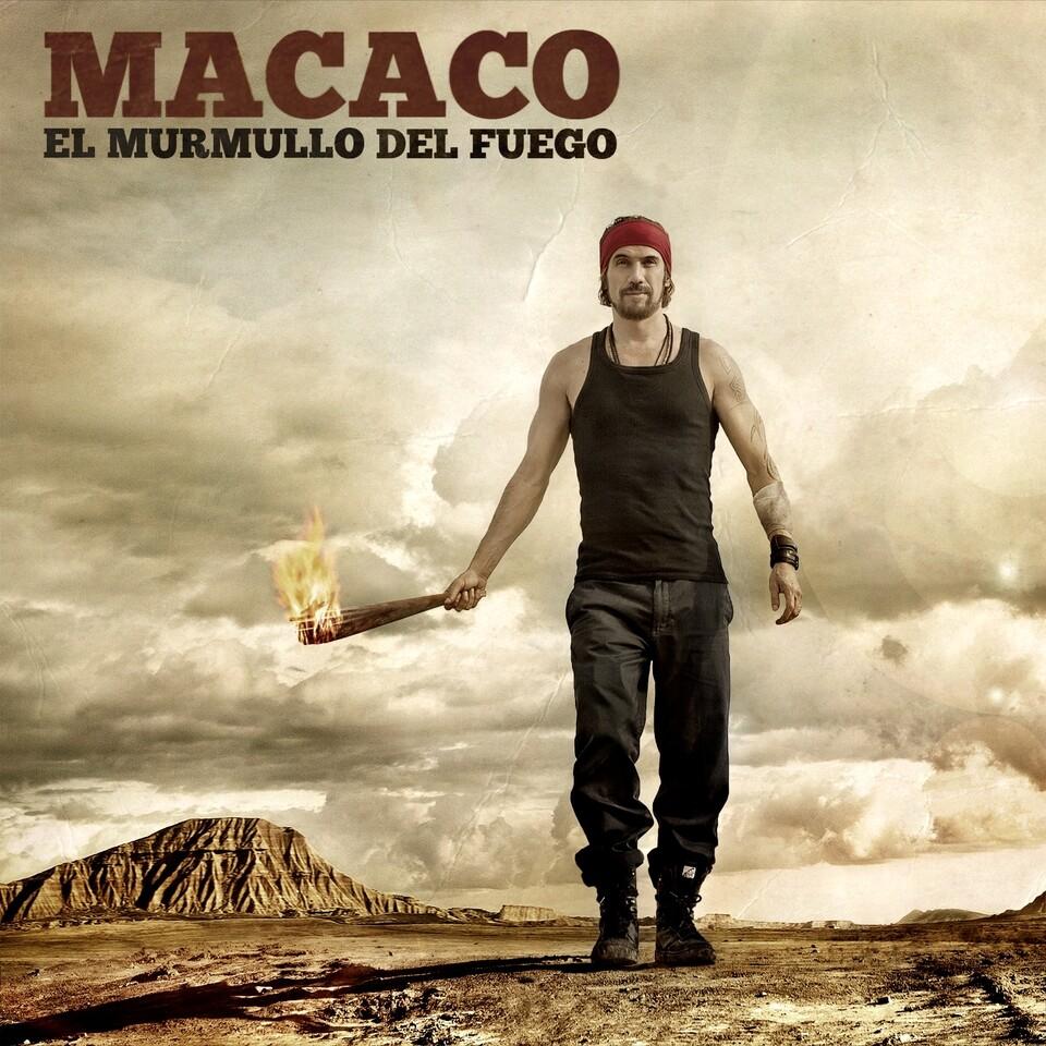 Macaco cerró el concierto de Viveros y tuvo momentos para José Saramago