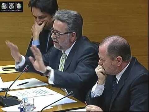 El ex vicepresidente de Emarsa, Ramón Marí.