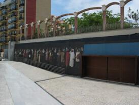 Entrada al Museo de Historia de Valencia