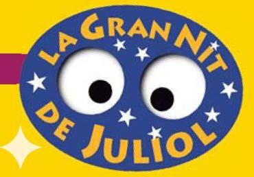 Logo de la Gran Nit de Juliol