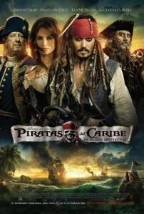 Cartel oficial de la película de la saga con Penelope Cruz