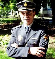 El nuevo jefe superior de Policía de Valencia, José Manuel Salgado