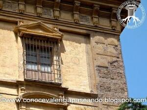 Museo de Bellas Artes San Pío V, estado de la fachada