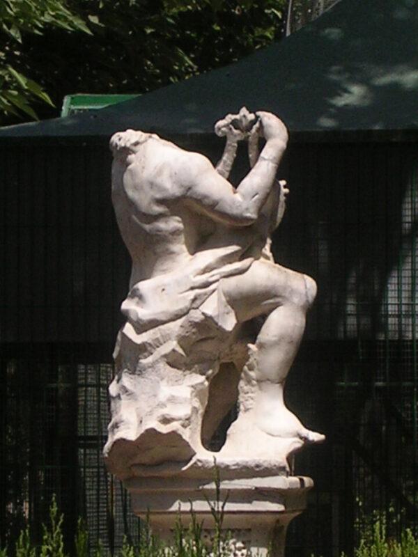 La Apolo de Ponzanelli decapitada/pspv