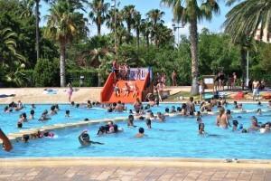 Los usuarios han respondido bien a los nuevos equipamientos acuáticos.