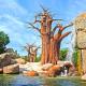 Elefantes en Bioparc Valencia - El mejor zoo del mundo