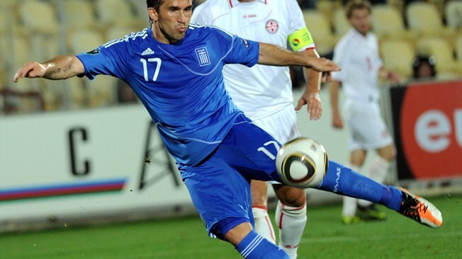Levante UD. Theofanis Gekas