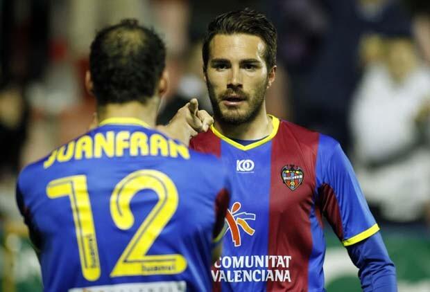 Levante UD. Xavi Torres
