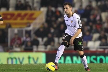 Torrent. Paco Alcacer. Valencia CF 1