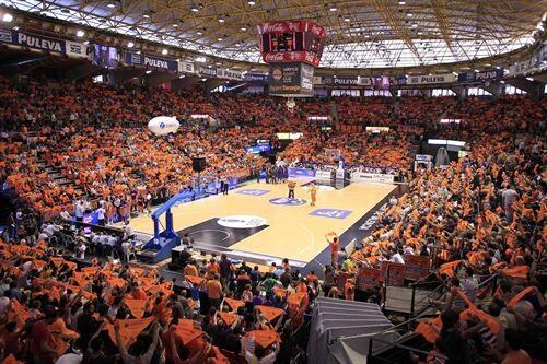 Valencia Basket. Fonteta