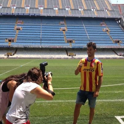 Valencia CF. Didac Vila