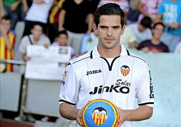 Valencia CF. Gago