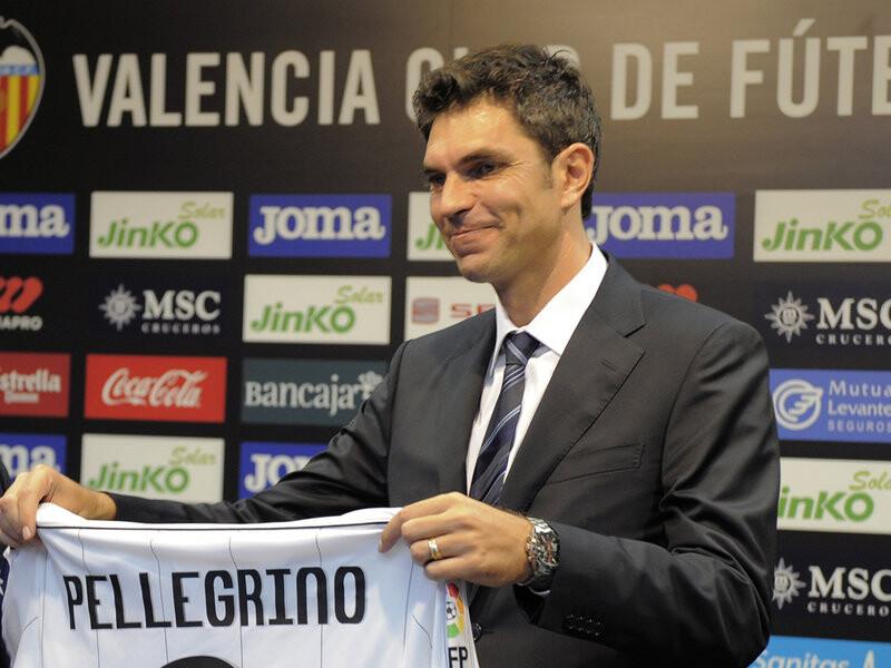 Valencia CF. Pellegrino 1