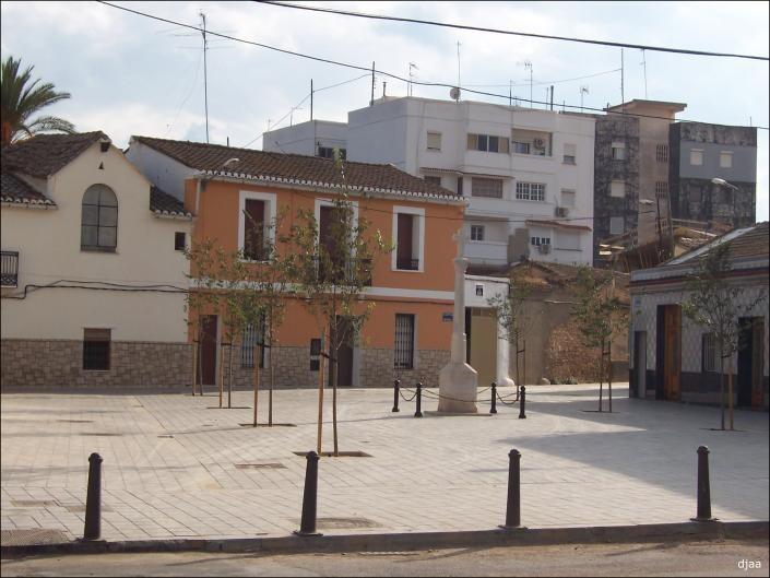 Plaza de la Cruz de Benimamet/jdiezmal