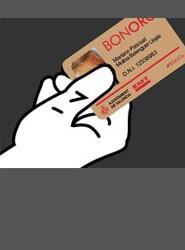Un dibujo del Bono Oro de la EMT