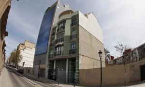 Sede del sindicato CSI-F en la calle Gibraltar donde tendrá lugar la protesta el martes 14 de agosto/elpais