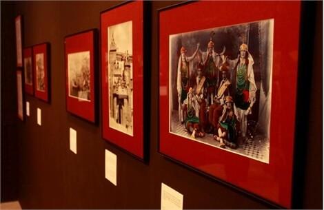 Los torrentinos pudieron contemplar la exposición Fiestas Valencianas