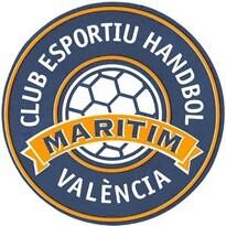 Logo del equipo de balonmano Aequip Maritim Valencia