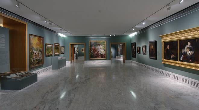 Sala Sorolla del Museo de Bellas Artes de Valencia