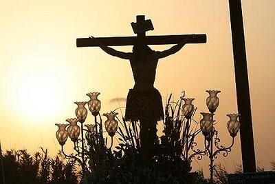 El Cristo de la Salud es el patrón de la pedania de El Palmar/eos