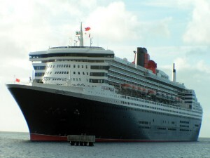 El Queen Mary 2
