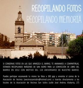 Imagen del barrio de San Isidro