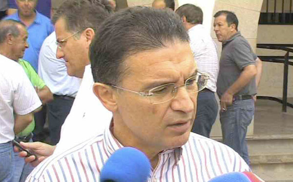 Serafín Castellano, secretario general del PPCV