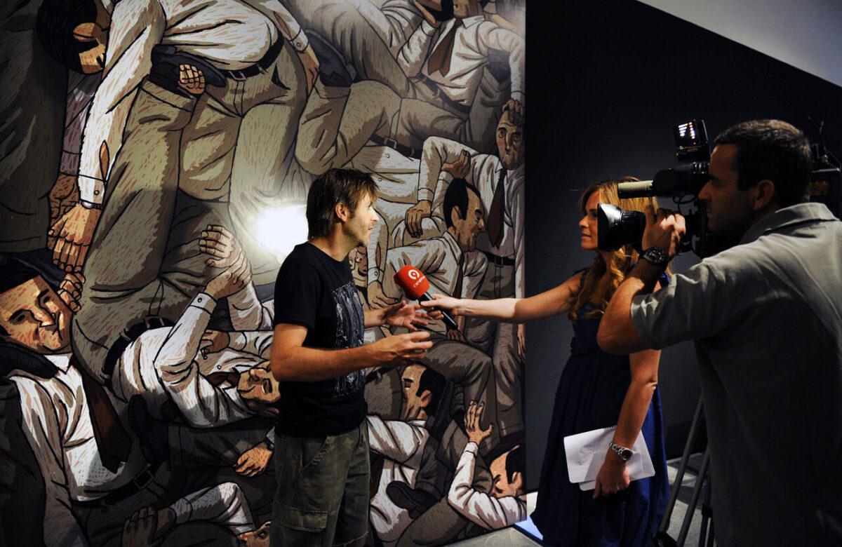 CAnal Nou entrevista a paco Roca