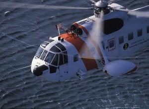 Evacuación en helicóptero de una viajera de un ferry en Ibiza