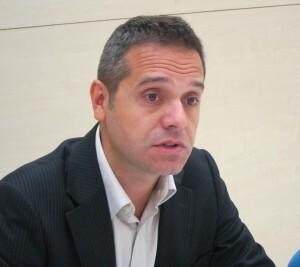 El portavoz de EU, Amadeu Sanchis/eu