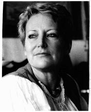 La escritora Stella Manaut