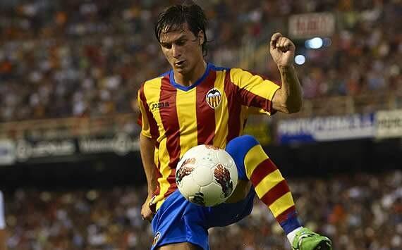 Valencia CF. Pablo Piatti