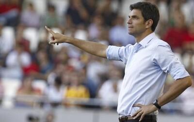 Valencia CF. Pellegrino. Mestalla
