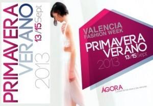 Cartel de la Valencia-Fashion-Week
