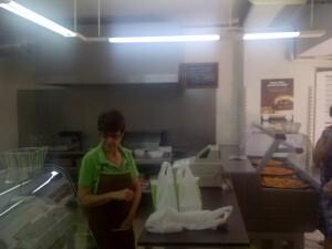 Mercedes Santacruz en el interior de Yecla 33/vlcciudad