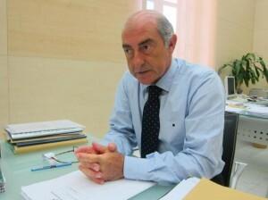 El concejal de Circulación, Alfonso Novo.