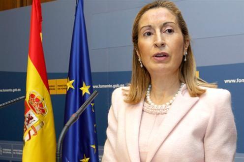 La Ministra de Fomento, Ana Pastor, inauguró el Smart City en Madrid hace seis días