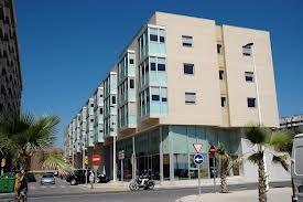 Zona de La Patacona donde está la residencia que se queda sin servicio público de transporte al suprimirse la línea 31