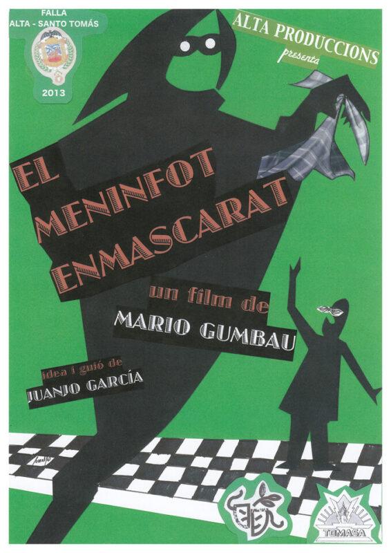 El cartel de la película que rondará el 150 aniversario/alta-santo tomás