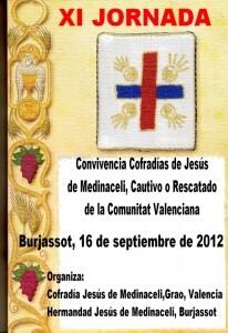 Cartel de las jornadas de cofradías de Medinaceli