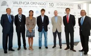 Ferrero en la presentación del Open donde anunció su retirada profesional de las canchas de tenis