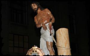 Paso de Jesus Atado a la Columna de Bilbao
