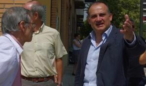 El portavoz socialista Joan Calabuig/gsm
