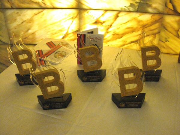 Premios Berni, edición de 2011